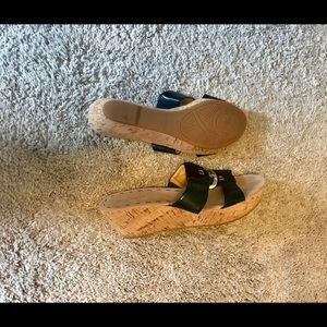 Nine West Shoes - Nine West wedge sandal